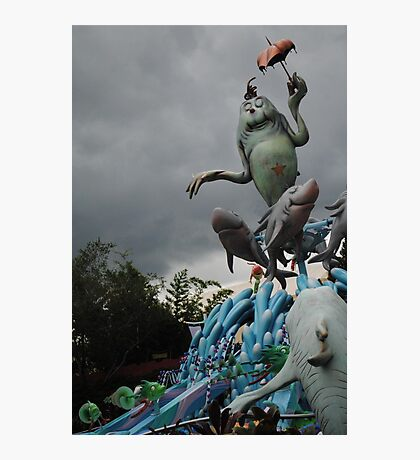 Dr. Seuss  Photographic Print