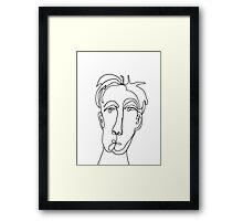 George Framed Print