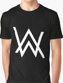 Alan Walker Faded Graphic T-Shirt