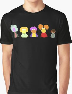 Fraggle Rock On Graphic T-Shirt