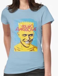 Young American Womens Fitted T-Shirt