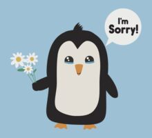 Penguin apology   Baby Tee