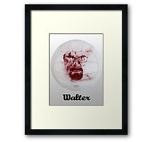 Walter Framed Print