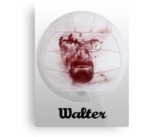 Walter Metal Print