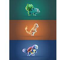 I Choose You | Pokemon Photographic Print