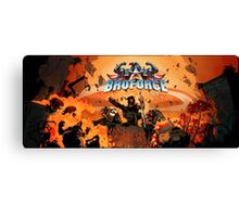 broforce Canvas Print
