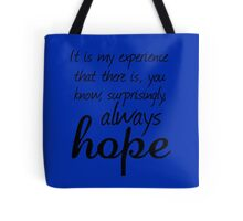 Wise Words, Doctor - Plain Tote Bag