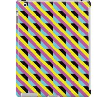 CMYK Pattern iPad Case/Skin