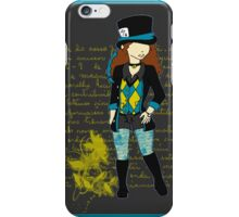 Just Mad Mad Mad iPhone Case/Skin
