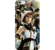 Dissidia - Lightning  iPhone Case/Skin