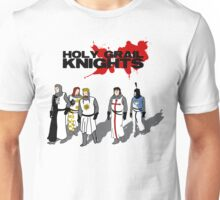 Holy Grail Knights Unisex T-Shirt