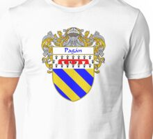 Pagan Coat of Arms/Family Crest Unisex T-Shirt