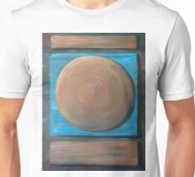 Abstract Circle Painting Unisex T-Shirt