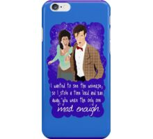 Sexy and Her Doctor iPhone Case/Skin