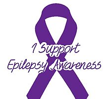 Epilepsy Awareness by Samuel Telford