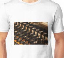 Vintage Typewriter Unisex T-Shirt