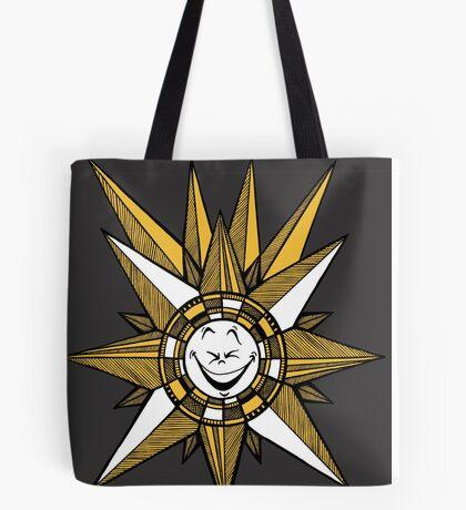 Funny Sun Tote Bag