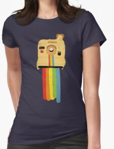 Polaroid Womens Fitted T-Shirt