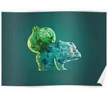 Porymon Bulbasaur | Pokemon Poster