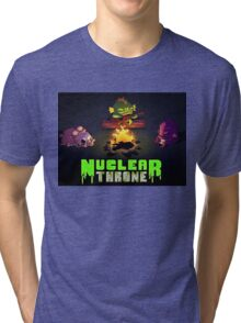nuclear throne Tri-blend T-Shirt