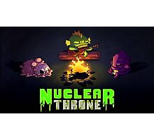 nuclear throne Photographic Print