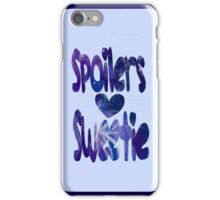 Oh, Sweetie iPhone Case/Skin