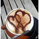 Coffee hearts by jezkemp