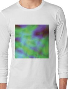 abstract colorful  background Long Sleeve T-Shirt