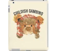 Gambino Colored iPad Case/Skin