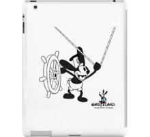 Steamboat Willie Oswald iPad Case/Skin