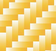 yellow parquet background by valeo5