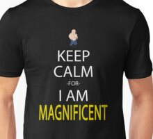 Keep Calm For I Am Magnificent Anime Manga Shirt Unisex T-Shirt