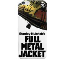 Stanley Kubrick's Full Metal Jacket iPhone Case/Skin