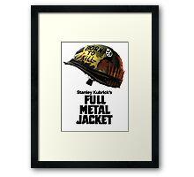 Stanley Kubrick's Full Metal Jacket Framed Print