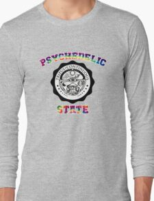 Psychedelic State Long Sleeve T-Shirt