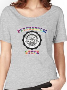 Psychedelic State Women's Relaxed Fit T-Shirt