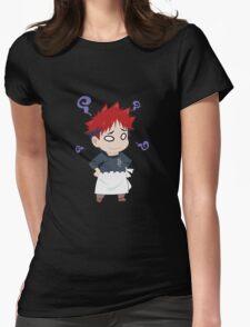 Evil Soma 2.0 - Shokugeki no Soma Womens Fitted T-Shirt