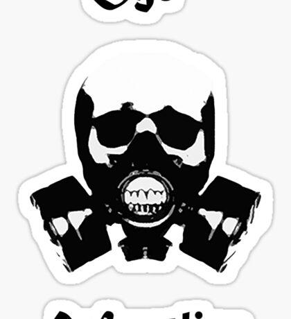 Syc Wrestling Sticker
