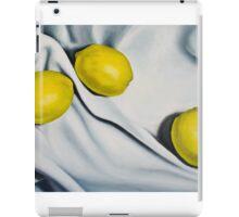 Stark Lemons iPad Case/Skin