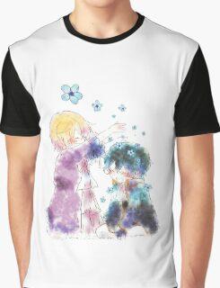 Oz & Gilbert Graphic T-Shirt
