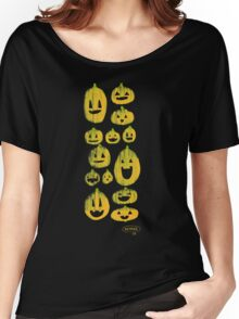 Jack'O'Lanterns Galore! by VIXTOPHER Women's Relaxed Fit T-Shirt