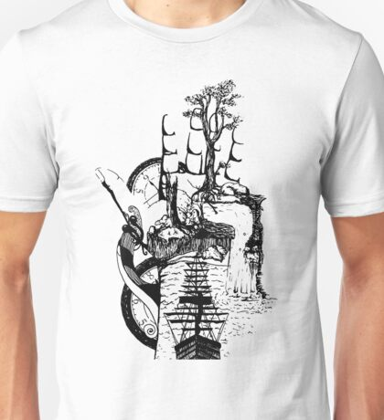 Imagination Within Reach Unisex T-Shirt