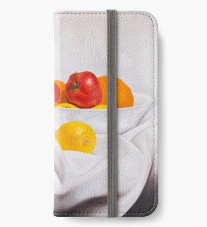 Still Life with Drama iPhone Wallet/Case/Skin