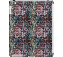 Abstract colorful pattern iPad Case/Skin