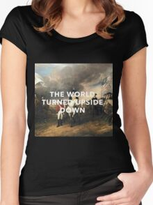 The Battle of Yorktown, 1781 Women's Fitted Scoop T-Shirt