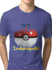 Pokemon Go Indianapolis Tri-blend T-Shirt