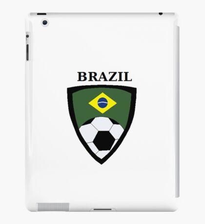 Brazil Soccer  iPad Case/Skin