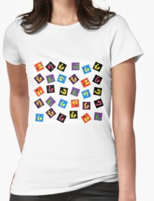 Readers Assemble vol. 3 Womens Fitted T-Shirt