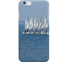 Seven sails set. iPhone Case/Skin