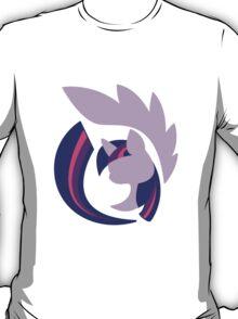 Emblem of Harmony - Twilight Sparkle (Alicorn) T-Shirt